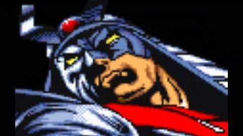 X-Men COTA OST Samurai Shrine (Theme of Sliver Samurai)