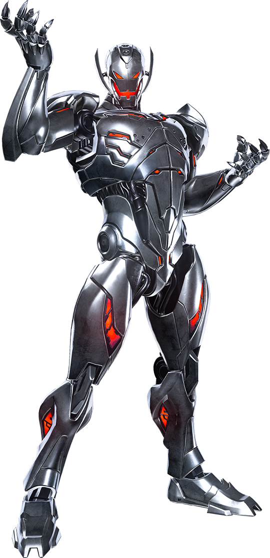 Ultron MvCI render