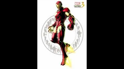Marvel VS Capcom 3 - Iron Man Theme