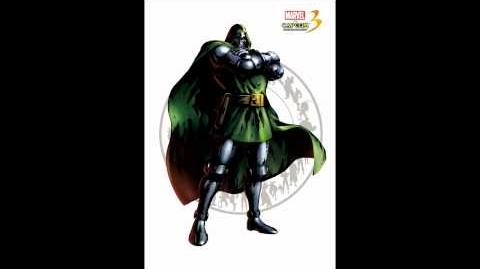 Marvel VS Capcom 3 - Doctor Doom Theme