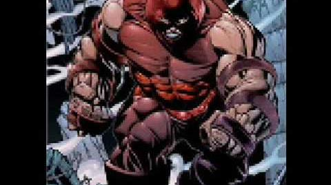 Juggernaut Theme-Marvel Super Heroes Soundtrack
