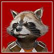 MVCI Rocket Raccoon
