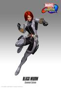 MVCI Cosmonaut Black Widow
