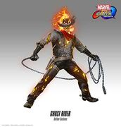 MVCI Outlaw Ghost Rider