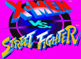 X Men Vs Street Fighter Marvel Vs Capcom Wiki Fandom
