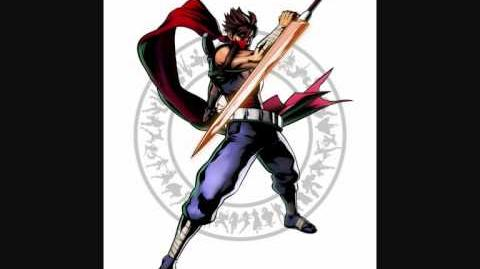 Ultimate Marvel Vs Capcom 3 - Strider Hiryu's Theme