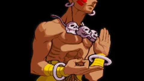 Marvel Super Heroes Vs Street Fighter-Theme of Dhalsim