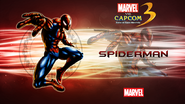 Marvel vs capcom 3 spider man by crossdominatrix5-d30472i