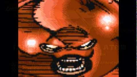 X-Men COTA OST Space Port (Theme of Juggernaut)