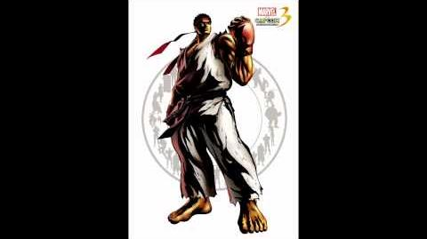 Marvel VS Capcom 3 - Ryu Theme