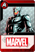 Ultron - Heroes and Heralds card