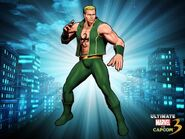 Iron Fist UMvC3 DLC costume