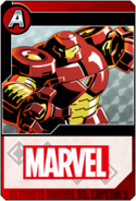 Hulkbuster - Heroes and Heralds card