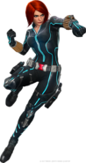 Black Widow MvCI render