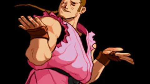 Marvel Super Heroes Vs Street Fighter-Theme of Dan