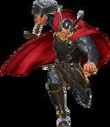 Thor MvCI render