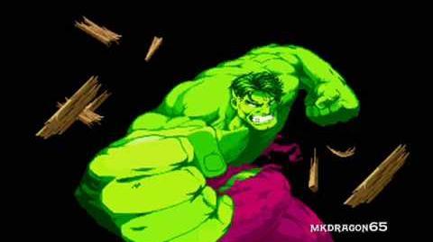 Marvel Super Heroes OST, T07 - Hulk