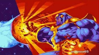 Marvel Super Heroes OST, T28 - Victory (Thanos)