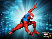 Spider-Man UMvC3 DLC costume