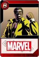 Luke Cage - Heroes and Heralds card