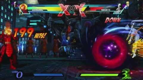 Ars MagicKa - a Dormammu Strange Dante synergy video