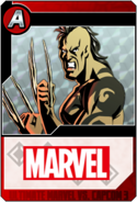 Daken - Heroes and Heralds card