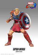 MVCI Gladiator Captain America