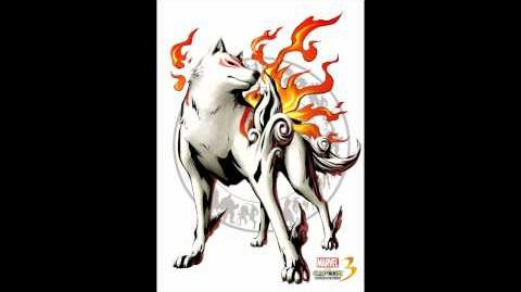 Marvel VS Capcom 3 - Amaterasu Theme