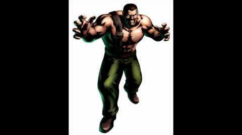 Marvel VS Capcom 3 - Mike Haggar's Theme
