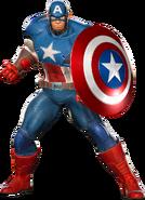 Captain America MvCI render