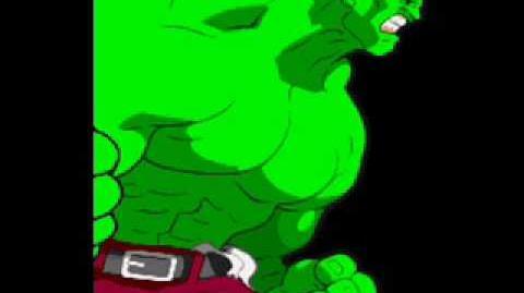Marvel Super Heroes Vs Street Fighter-Theme of Hulk