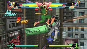 Iron Fist Character Vignette - Ultimate Marvel vs