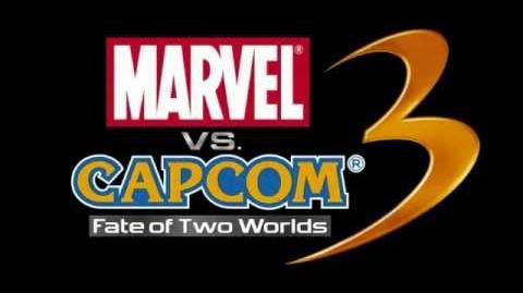 Marvel vs Capcom 3 OST I Wanna Take You For A Ride Remix 1-0
