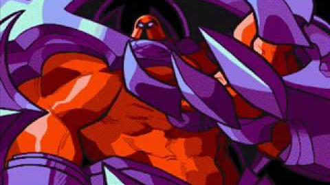 Marvel Vs Capcom-Theme of Onslaught I
