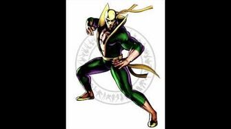 Ultimate Marvel vs Capcom 3 - Theme of Iron Fist