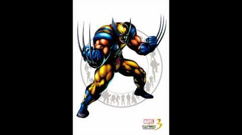 Marvel VS Capcom 3 - Wolverine Theme
