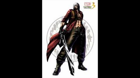 Marvel VS Capcom 3 - Dante Theme