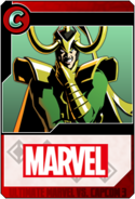 Loki - Heroes and Heralds card