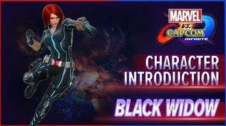 Marvel vs. Capcom Infinite - Black Widow Tutorial