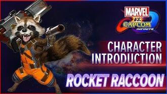 Marvel vs. Capcom Infinite – Rocket Raccoon Tutorial