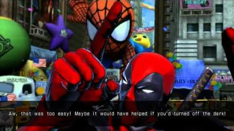 UMVC3 Deadpool Quotes