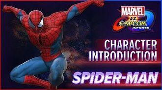 Marvel vs. Capcom Infinite – Spider-Man Tutorial