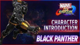 Marvel vs. Capcom Infinite - Black Panther Tutorial