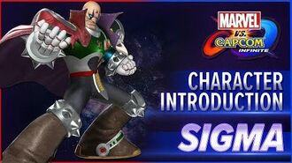 Marvel vs. Capcom Infinite - Sigma Tutorial