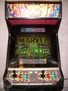 Arcade MarvelVsCapcomGame