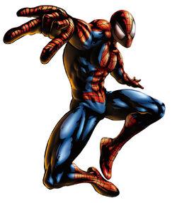 Mvc3-spider-man