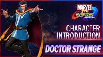 Marvel vs. Capcom Infinite – Doctor Strange Tutorial