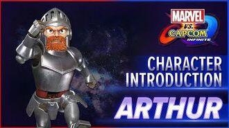 Marvel vs. Capcom Infinite - Arthur Tutorial-0