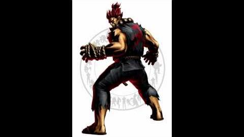 Marvel vs Capcom 3 - Theme of Akuma