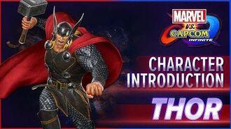Marvel vs. Capcom Infinite - Thor Tutorial